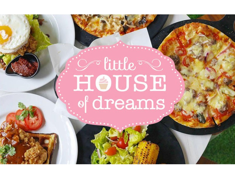$25 Little House of Dreams