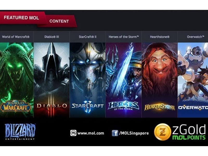$30 Blizzard Entertainment