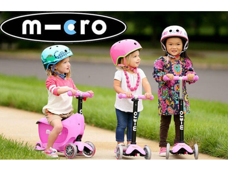 $30 Micro Scooters