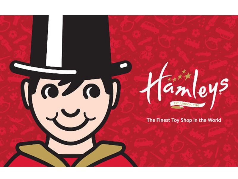 $50 Hamleys