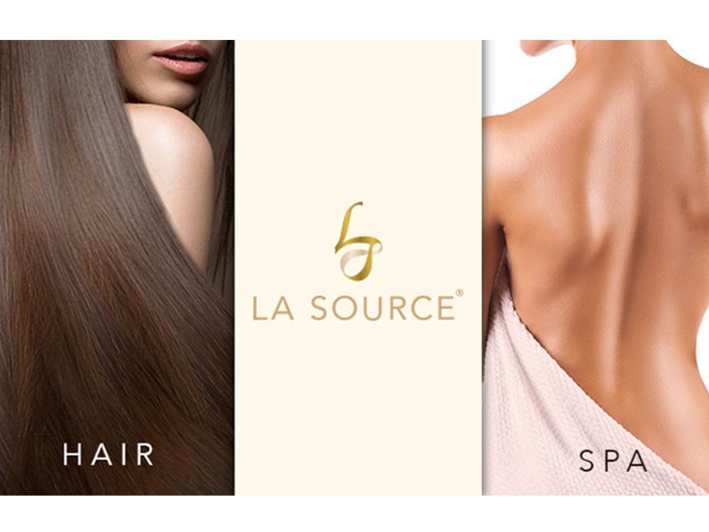 $50 La Source Spa and Hair