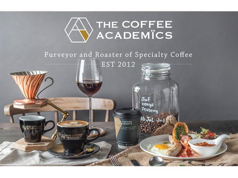 $50 The Coffee Academics