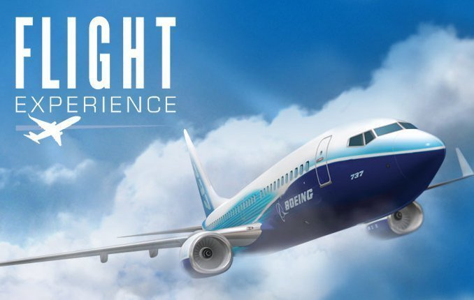 $100 Flight Experience Singapore